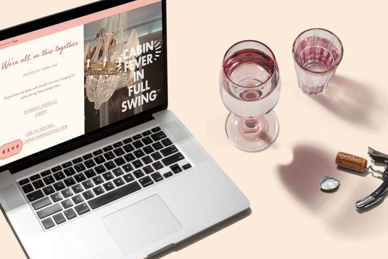 Website, calendar