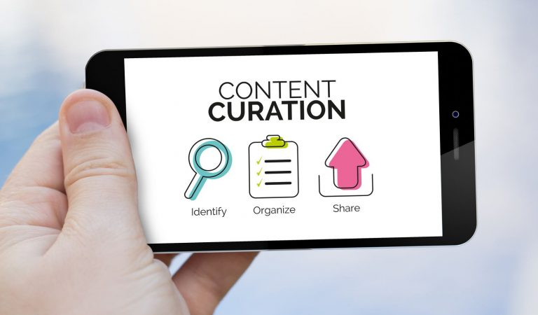 5 TIPS FOR CREATIVE CONTENT CURATION