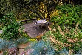Gardens in the Summer