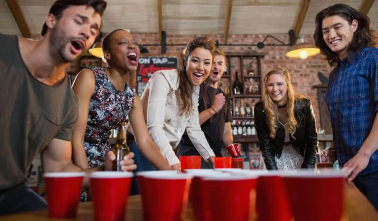 Why Is It Funny To Play Drinking Games For Parties?