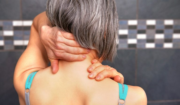 Get Relieved From Upper Back Muscle Pains