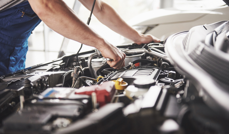 What are the qualities displayed by the auto repair companies?