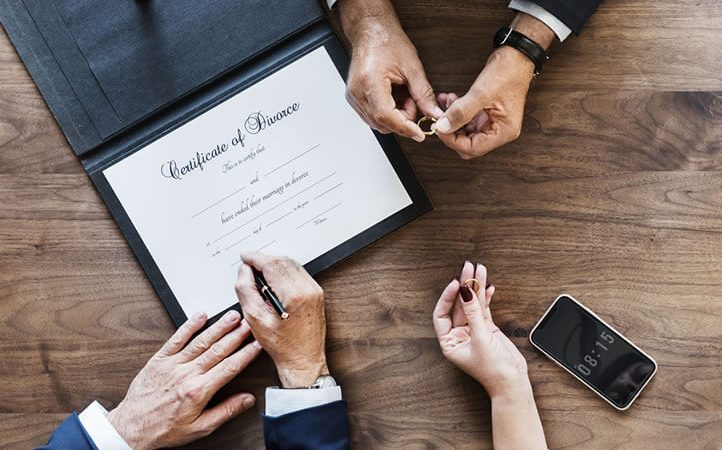 The job of a Maryland divorce attorney