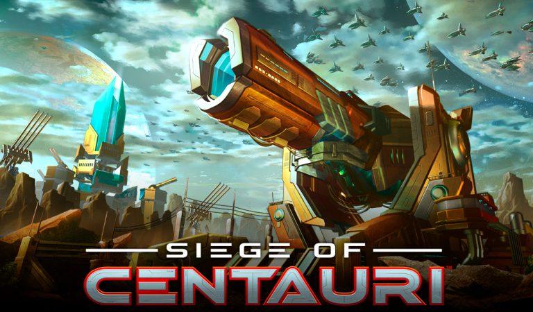 Download Siege Of Centauri And Get Set To Face Brutal Alien Invaders